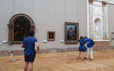 Visiter le Louvre au calme