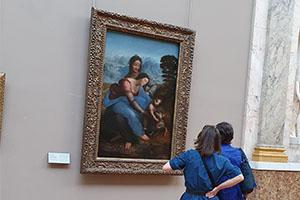 team-building culturel - rallye musée du Louvre
