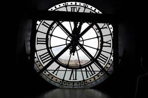 team-building culturel - rallye musée Orsay