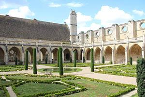 team-building culturel - rallye abbaye de Royaumont