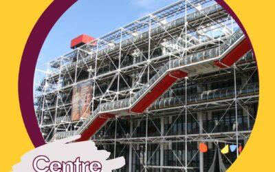 Le centre Pompidou va bientôt fermer !